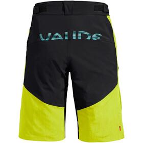 VAUDE Virt Shorts Heren, bright green